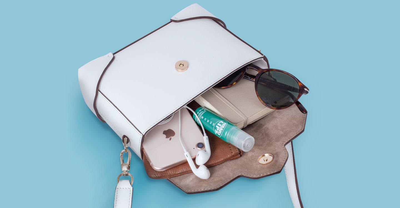 Mini bag transversal by Manu Atelier